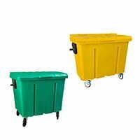 conteiner de lixo