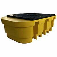 pallet de contenção para tambor IBC